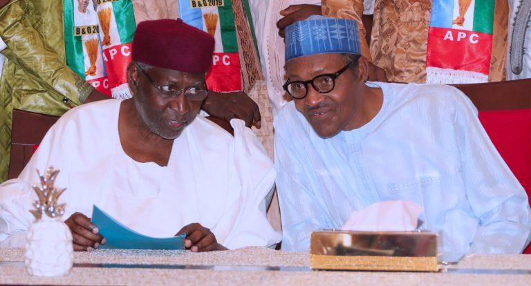 Coronavirus: President Buhari test result released as Abba Kyari ...